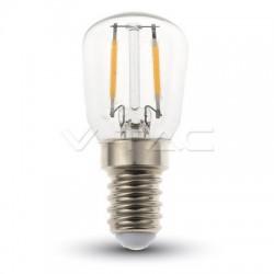 Bombilla Pebetera LED Filamento 2W E14