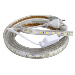 Tira LED SMD 220V 15W RGB