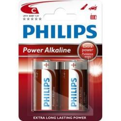 Pila PHILIPS Alcalina LR06 AA