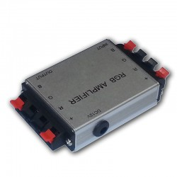 Amplificador para tiras LED RGB 5050