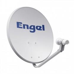 Antena exterior uhf plegable LTE Anti 4G
