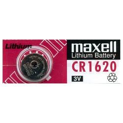 Pila Botón Maxell CR1620