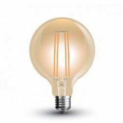 Bombilla LED filamento E27 G95 7W