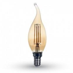 Bombilla LED filamento E14 4W