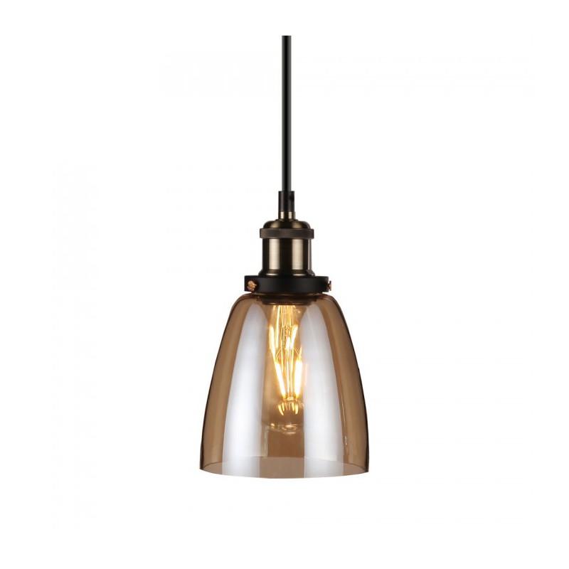 L mpara colgante cristal modelo l grima 14cm plusled - Colgantes de cristal para lamparas ...