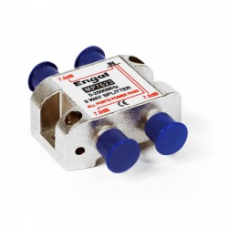 Distribuidor Estándar 2 vias 4-2400Mhz PASO DC