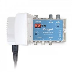 Modulador Digisender-III (VHF/UHF)