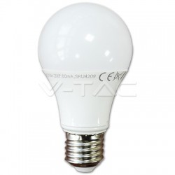 Bombilla LED 9W 24V E27 A60