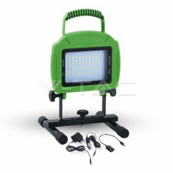 Proyector LED SMD 20W Recargable