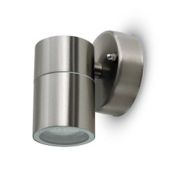 Aplique de pared Modelo INOX 1xGU10