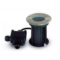 Empotrable LED suelo GU10