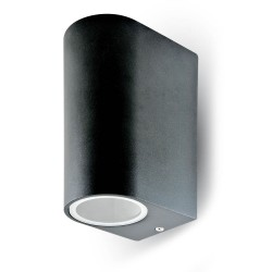 Aplique de pared Modelo Black 2xGU10