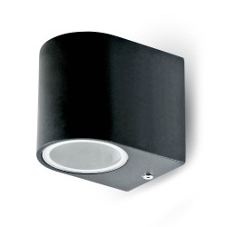 Aplique de pared Modelo Black 1xGU10