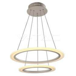 Lámpara Modelo Chandeliers 60W