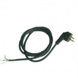 Cable conexión PVC / neopreno con clavija sucko