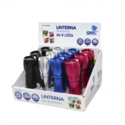 Linterna LED expositor