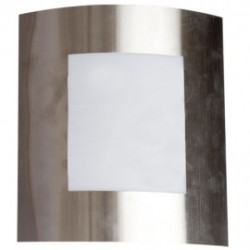 Aplique Acero inox de pared