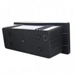 Caja para empotrable rectangular exterior