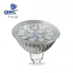 Bombilla LED 4W GU10 Colores