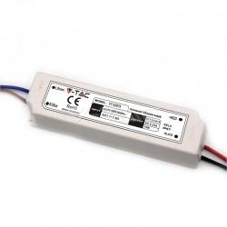 Fuente Alimentación para tiras LED Metal 24V 100W