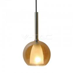 Lámpara colgante Modelo Doblecristal
