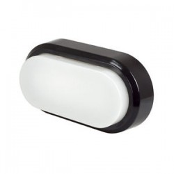 Aplique de Pared exterior IP65 Redondo 6W