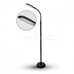 Lámpara de Pie Modelo Arenas 1xE27