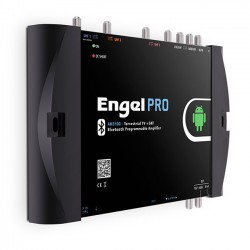 Central Amplificadora Programable Engel PRO AM1000