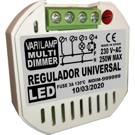 Multi Dimmer 250W Varilamp