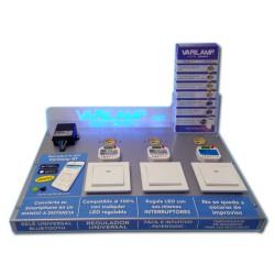 Relé controlador Shuko por Bluetooth para teléfono móvil 230V