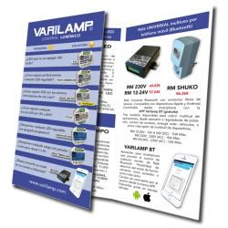 Expositor Varilamp para distribuidores