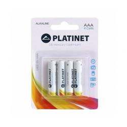 Pila PLATINET Alcalina LR03 AAA