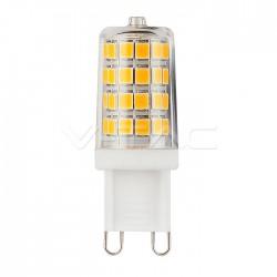 G9 LED 3W 230V 5 años de garantía