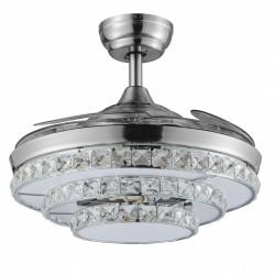 Ventilador de techo SURAZO con LED integrado