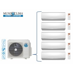 Multisplit Inverter MUPR-09x2-H6M