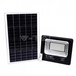 Proyector LED solar 12W V-TAC