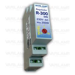 Regulador UNIVERSAL a potenciómetro para cualquier LED regulable (DIN)