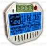 Regulador a pulsadores para halógenos e incandescencia