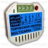 Temporizador UNIVERSAL a pulsadores o interruptores para cualquier tipo de carga a 230VAC