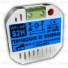 Temporizador de seguridad a 2 hilos con apagado progresivo de 15 segundos