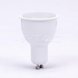 Bombilla de LED 4.5W GU10. Compatible con Amazon Alexa & Google Home 6000K