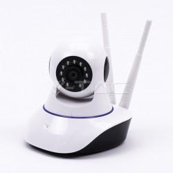 Cámara WIFI 720P con audio y microfono EU Plug IP20