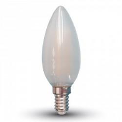 Bombilla LED vela 4W E14