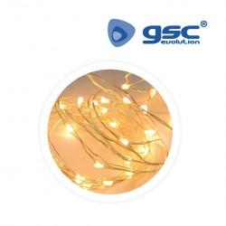 Guirnalda alambre LED 5M