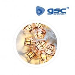 Farolillos de cobre 2700-3000K 2M