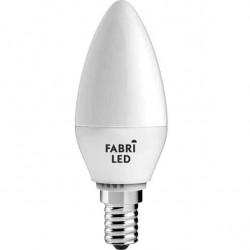 Bombilla LED E14 Vela 7W