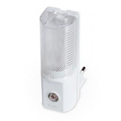 Luz de noche LED con interruptor