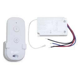 Controlador RF RGB y mando