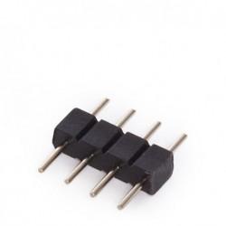 Pinchos conector para Tira LED RGB y RGBW