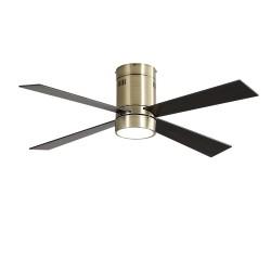 Ventilador de techo BARINE con luz LED integrada